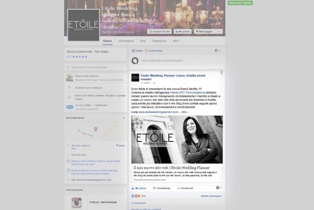 Realizzazione campagna sponsorizzata facebook e Instagram